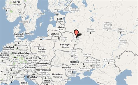 russia map smolensk president s plane crash kills all on board china