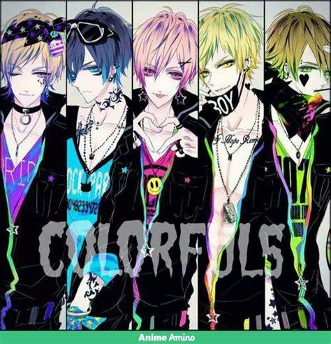 colorful anime colorful 5 wiki anime amino