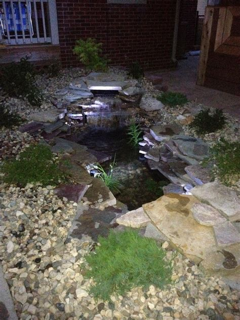 Backyard Pond Ideas Small 53 Cool Backyard Pond Design Ideas Digsdigs