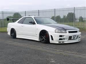 2000 Nissan Skyline Gtr R34 2000 Nissan Skyline R34 Gt Turbo Drift Style R34 Looks 320ps