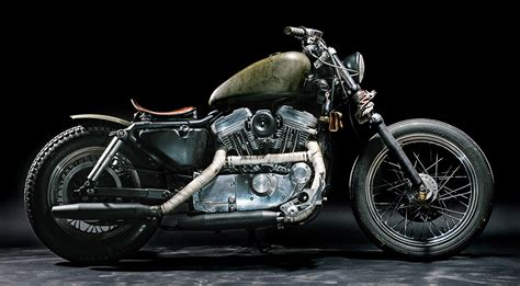 Harley Davidson Style Guide by The Witch Harley Davidson Sportster By Lorenz Richard