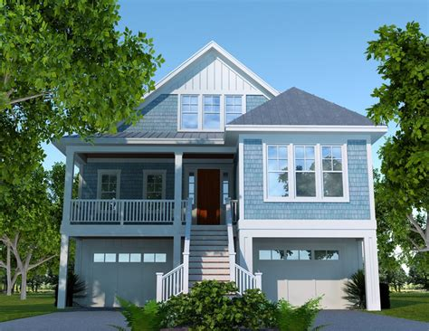coastal cottage plans beach cottage house plans