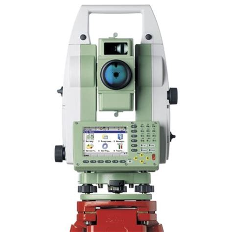 leica tcrp1205 one man total station package hire