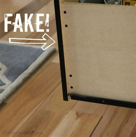 How to Tell if Wood Furniture is Real or Fake   Erin Spain