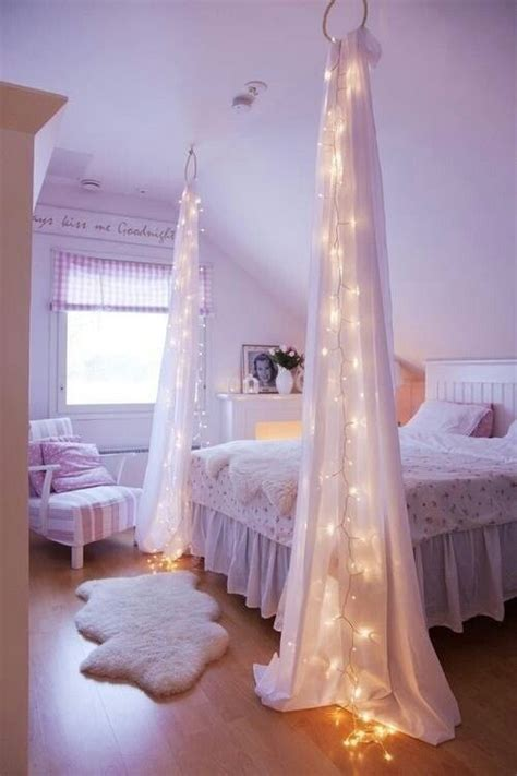 diy decorate your bedroom 14 ways to decorate your bedroom with fairy lights wave