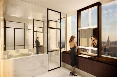 Which Marriott Hotels Have Kitchens by Exclusive One57 Penthouse In New York City