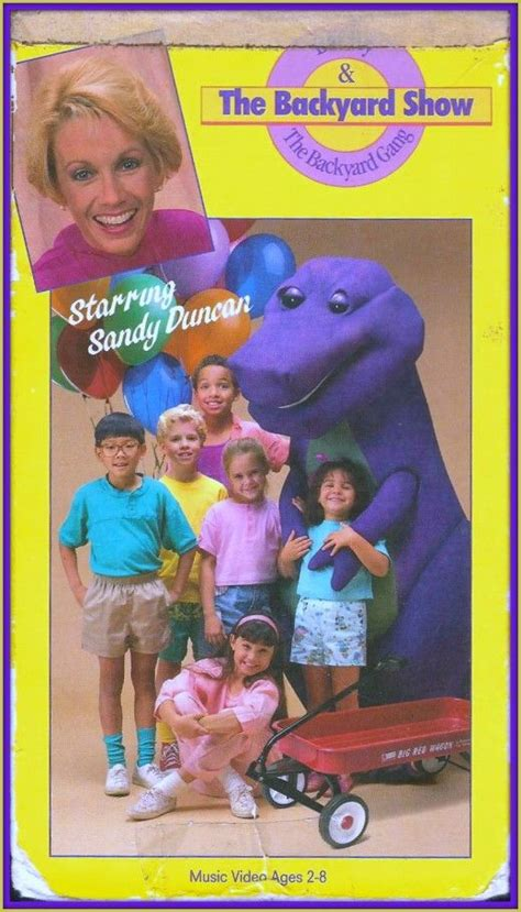 barney and the backyard show 32 best barney and friends images on pinterest backyard