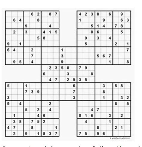 printable sudoku 5 in 1 pin by kristjana sigurdard 243 ttir on sudoku pinterest