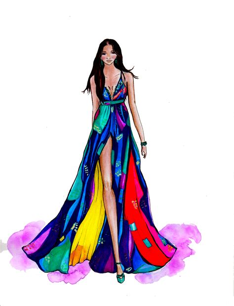 fashion pattern png fashion model transparent png png mart
