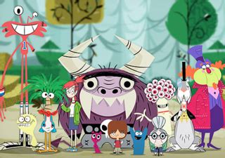 foster s home for imaginary friends western animation