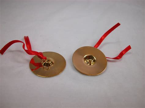 doll house music dollhouse miniature music cymbals z218