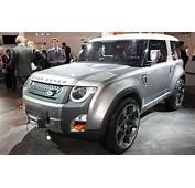 More Details On Next Gen 2018 Land Rover Defender Emerge