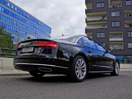 Audi A8 3 0 Tdi Test by Audi A8 3 0 Tdi Quattro Testbericht Auto Motor At