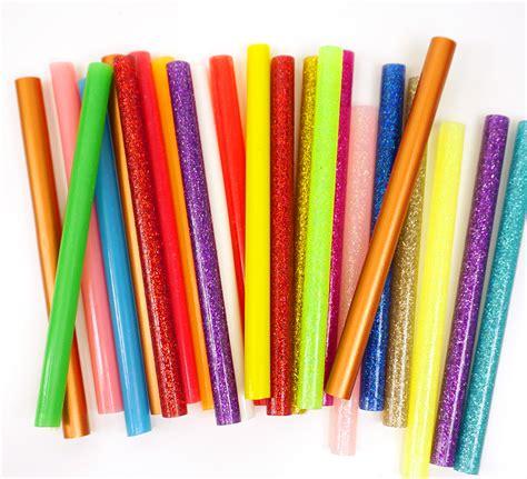 colored glue sticks colored glue easy craft ideas
