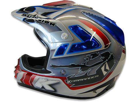 custom motocross gear blowsion blowsion custom painted motocross helmets