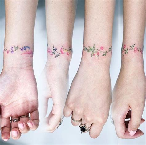 delicate wrist tattoos best 20 delicate flower ideas on