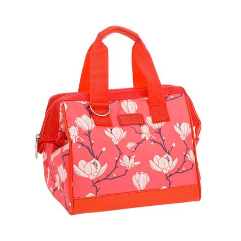 sachi insulated lunch bag magnolia fast shipping
