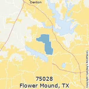 best places to live in flower mound zip 75028