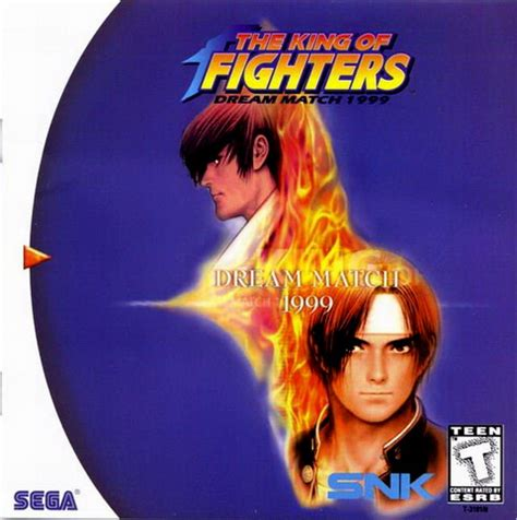 emuparadise king of fighters 98 king of fighters dream match 99 iso