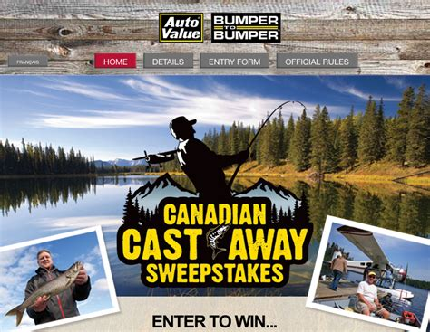 Bass Lake Resort Giveaway - alliance kicks off canadian castaway sweepstakes in partnership with bass pro shops