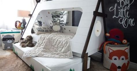 cole canvas tent bed collection rh baby child mommo design 10 rooms for little boys kids room