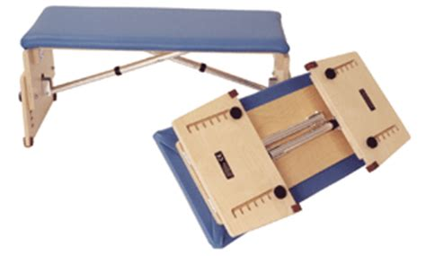 physical therapy bench kaye adjustable bench child positioning