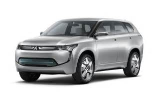 Mitsubishi In Hybrid Suv Mitsubishi In Hybrid Suv Will Launch In 2012