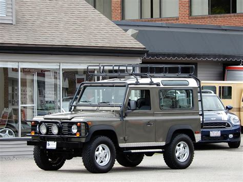 all car manuals free 1997 land rover defender 90 auto manual 1997 land rover defender 90 limited edition copley motorcars