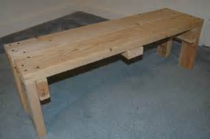 how to make legs for a bench wooden weightlifting bench do it yourself project