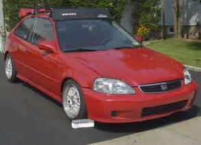 jdm 1999 honda civic ek hatchback modified f20b for sale