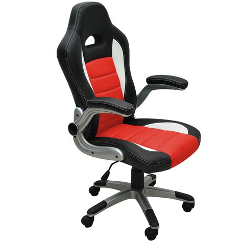 Desk Chairs For Gaming by Office Desk Chairs Pu Computer Swivel Gaming Executive Office Leather Chair