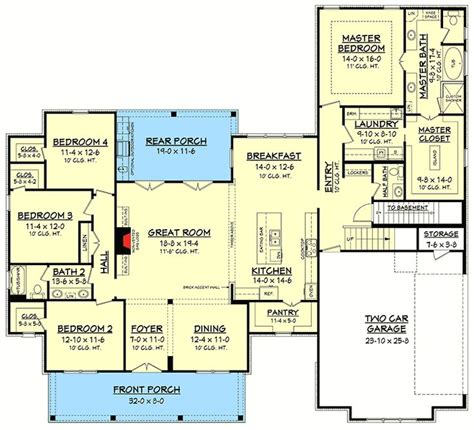 farmhouse style floor plans 1000 ideas about modern farmhouse plans on barndominium floor plans farmhouse