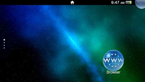 galaxy themes com a galaxy 2 theme on ps vita official playstation store