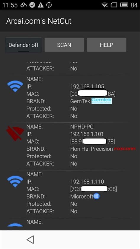 تحميل برنامج نت كت و مضاد netcut للكمبيوتر و للاندرويد برامج برو - Netcut Apk