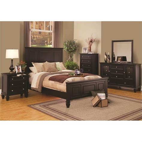 coaster sandy beach 4 piece storage bedroom set in white coaster sandy beach 4 piece bedroom set in cappuccino