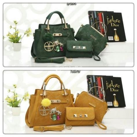 Tas Fashion Wanita Branded Impor High Quality tas wanita branded semi premium high quality selempang