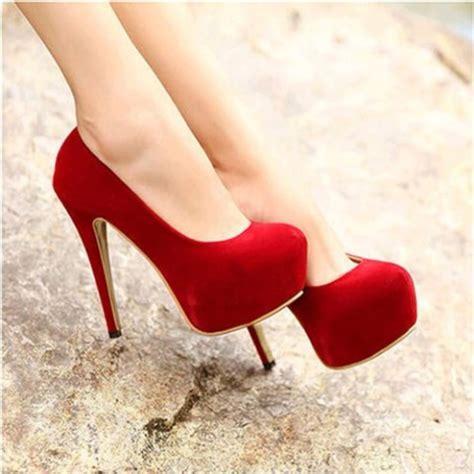imagenes zapatos hermosos shoes red burgundy high heels stilettos girly