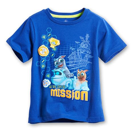 puppy pals clothes puppy pals t shirt we re on a mission disney clothing