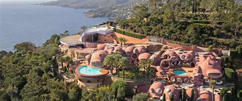 bubble house pierre cardin s bubble house