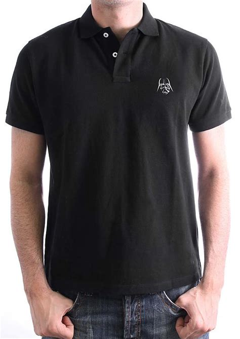 Polo 48 Additional buy clothing wars polo shirt vader logo size xl archonia