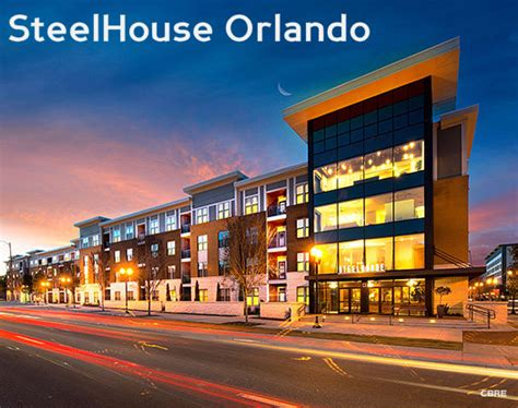 Steel House Apartments Downtown Orlando 407 Your Guide To Orlando Apartments Real Estate