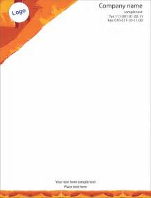 Templates For Letterheads by Doc 585650 Letterheads Templates Free Free