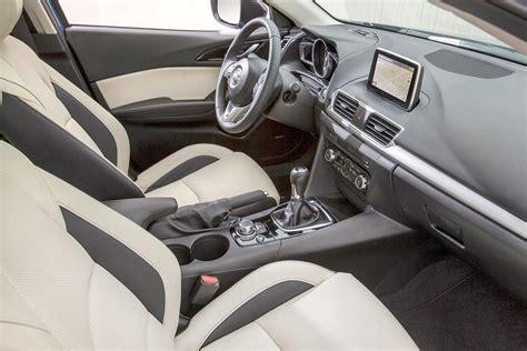 Mazda 3 Interior 2015 by 2015 Mazda3 Grand Touring Review Digital Trends