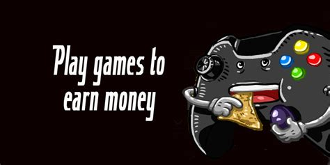 How To Make Money Online Playing Games - how to earn money from playing games online