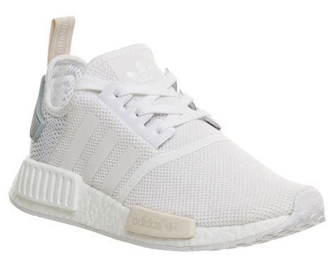 Adidas Nmd R1 Tactile Green White Premium Quality mens adidas nmd runner white tactile green trainers shoes