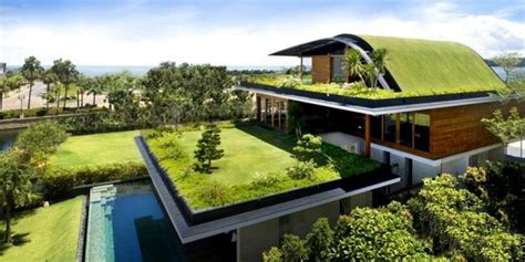 Eco Garden House by Make Your Roof More Eco Friendly Alexpejak S