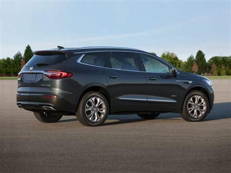 2020 Buick Enclave Changes by 2019 Buick Enclave Changes Avenir Trim Towing Capacity