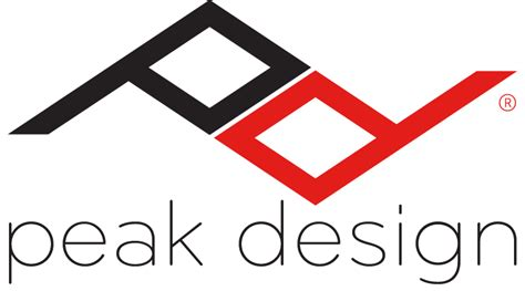 design logo png peak design logo