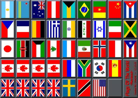 all flags of the world printable 7 best images of all printable flags of the world all