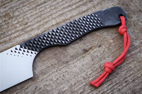Handmade File Knives - handmade repurposed file knives